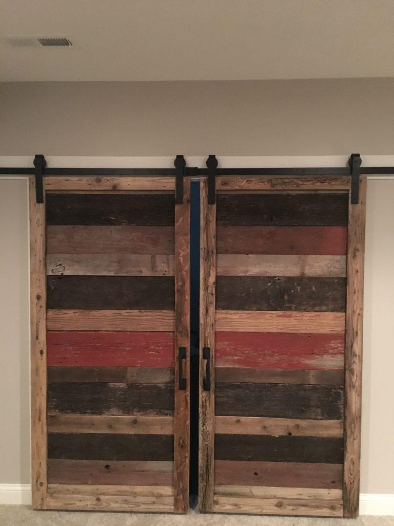 Indiana doorworks residential commercial indiana custom for Custom barn doors